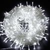 Гирлянда прозрачная LED 300 белый